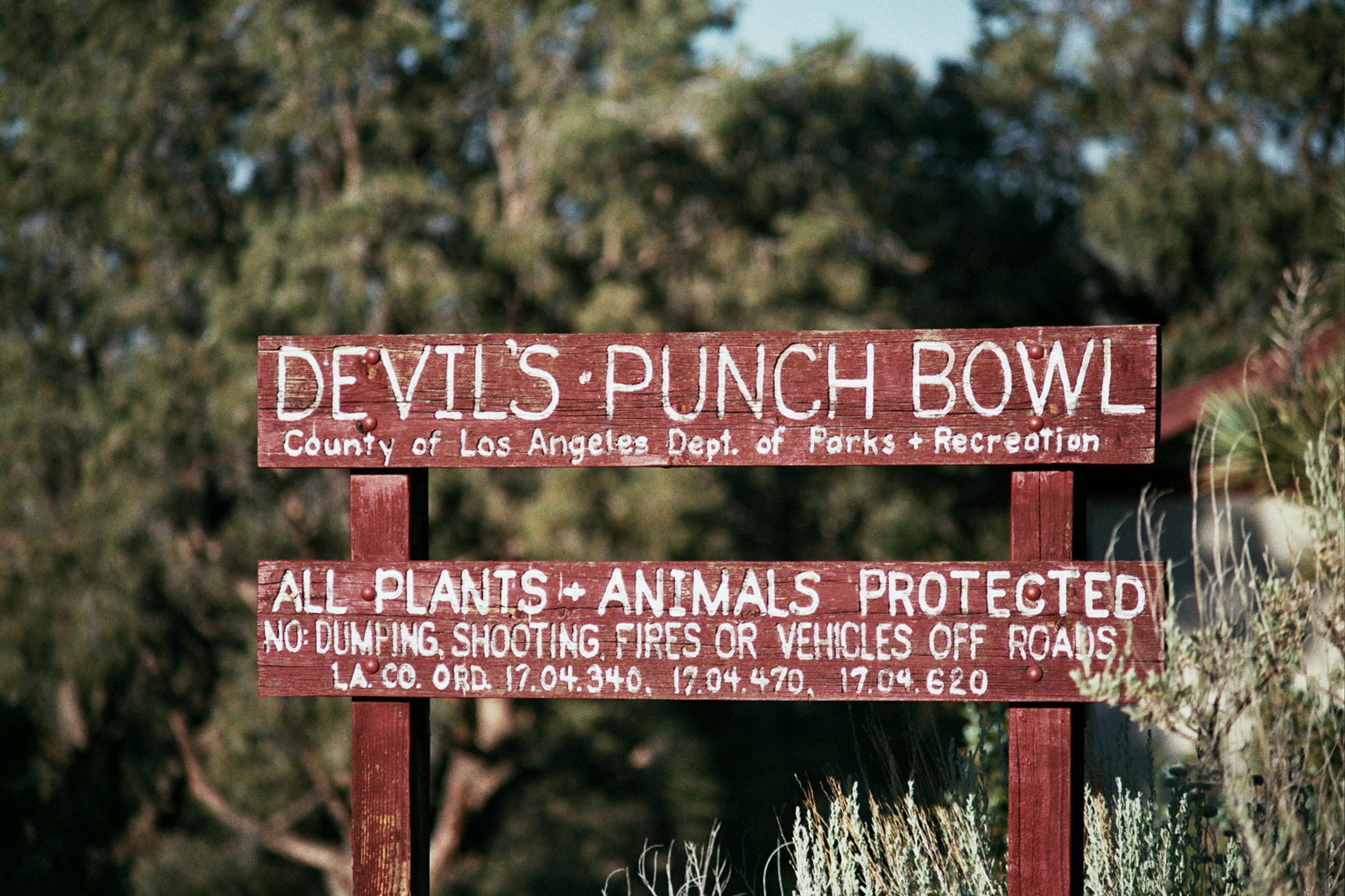 #devil's punch bowl